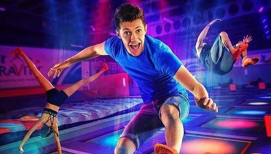 Gravity Active Entertainment Warrington