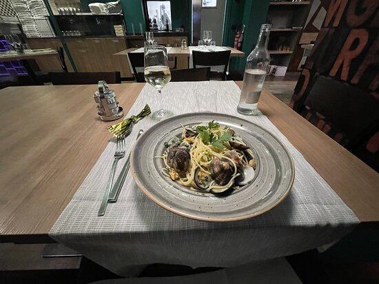 Tavernerio, Italia: Non serve commentare,bisogna mangiarli per poi ritornare senza problemi
