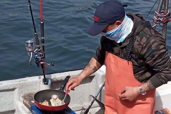 Experiencia Privada de Pesca Artesanal en Guayacán