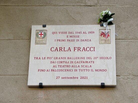 Casa Di Carla Fracci
