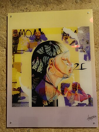 Joannas, France: Nouvelle artiste Marie-lou Asseloos