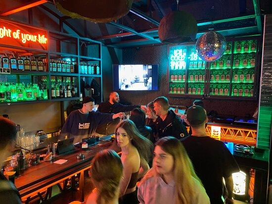 Jäger Bar