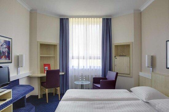 IntercityHotel Augsburg, Germany - Standard  Room