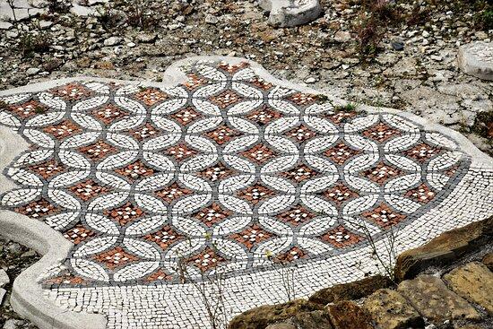 Grado, Italia: Mosaico