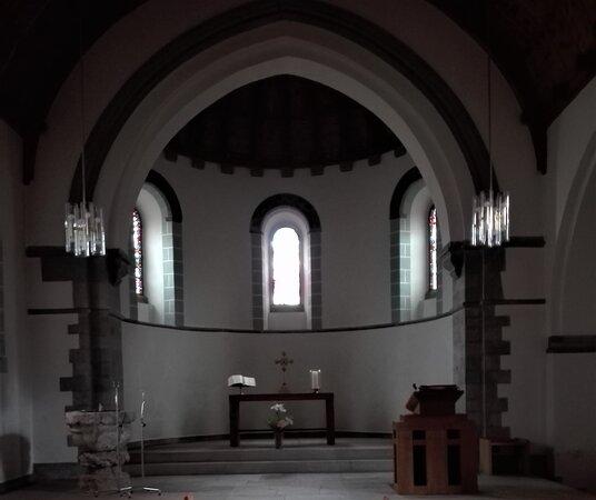 English Church St. John's St. Moritz