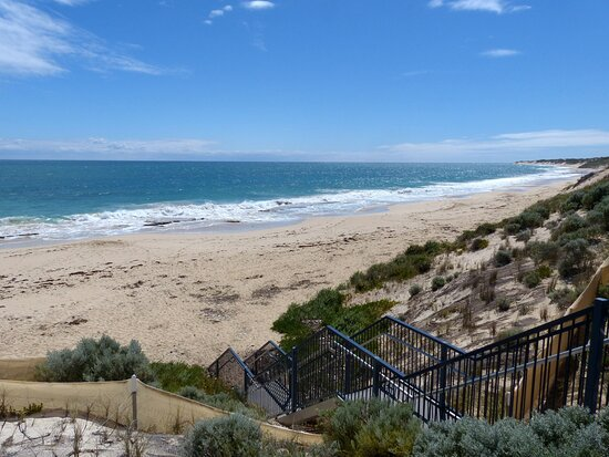 Sovereign Park Viewing Deck and Beach Access