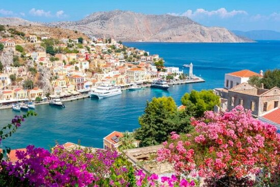 Splendid 2 Day Tour Indroducing the Best of Rhodes & Symi Islands