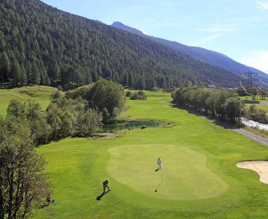 Golf Source Du Rhône