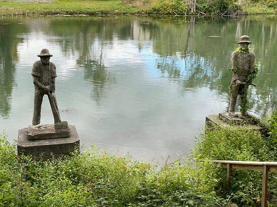 Ludavico Sculpture Trail