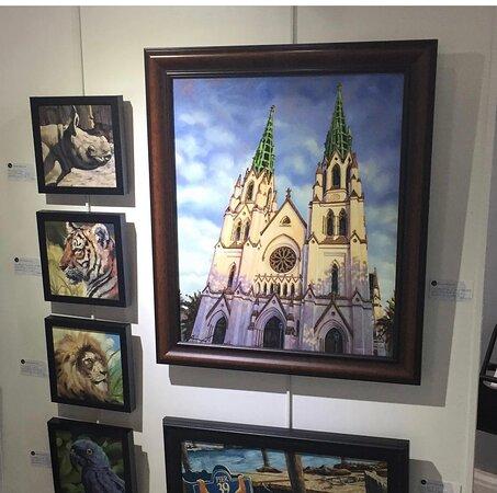 Savannah Gallery Of Art