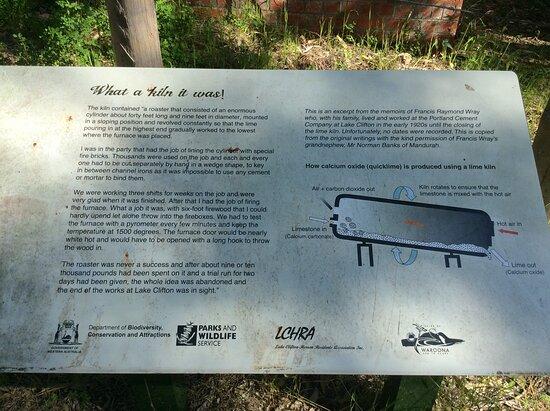 Historic Lime Kiln Site