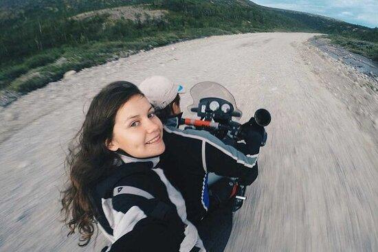 Tour de 2 días en motocicleta en el campo de Pattaya