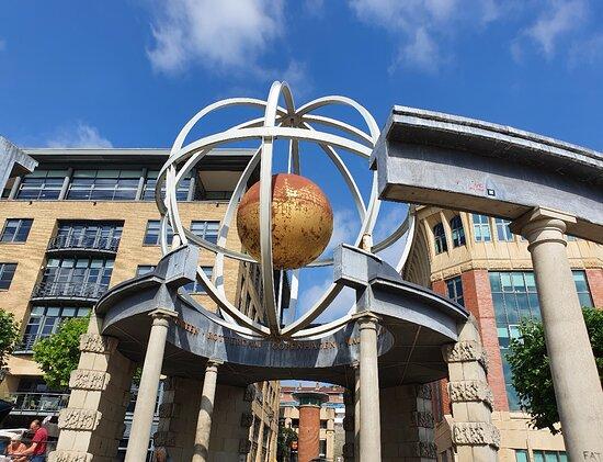 Golden Globe Monument