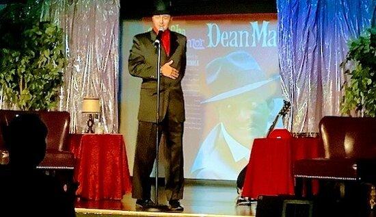 Dean Martin and Friends Celebrity tribute show: Dean Martin & Friends. October 2021