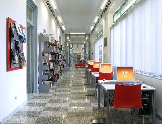 La Biblioteca di Scandicci