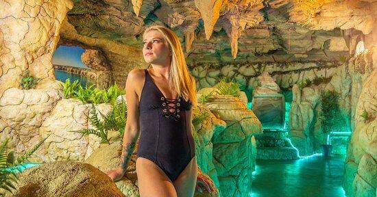 Salt Cave Paradise