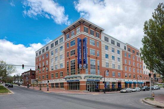 Hampton Inn Portland Downtown - Waterfront