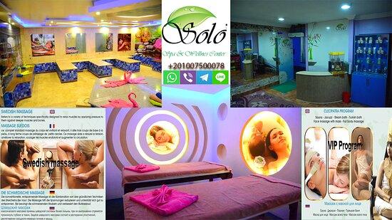 Massage Solo Spa