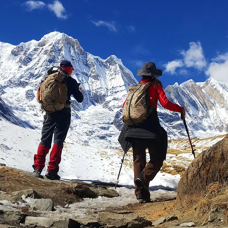 Step Himalaya Trek Pvt Ltd.