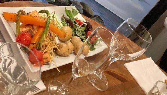 Gemütlich-schwedisches Ambiente, super freundlicher Service und tolles, frisches Essen. Eine echte Empfehlung!
