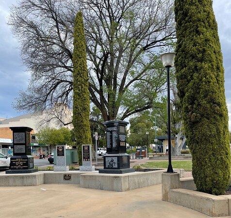 Swan Hill War Memorial