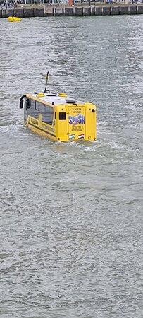 Foto Rotterdam Land and Sea Splash Tour