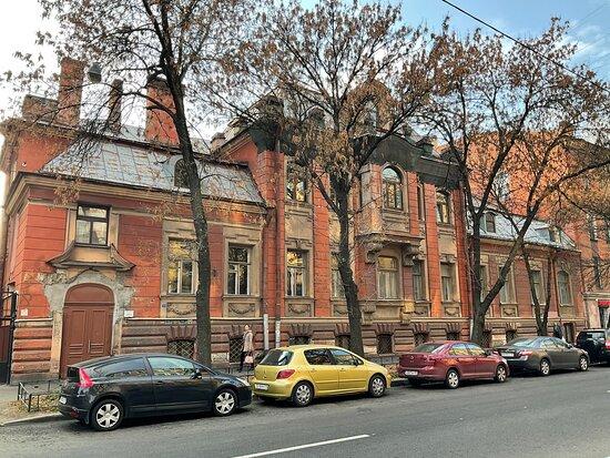 Mansion E. I. Brusova - Mansion M. E. Bonstedt