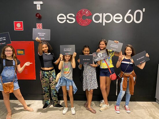 Escape 60 - Cuiabá