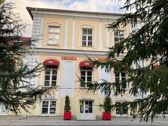 Troekurov's House