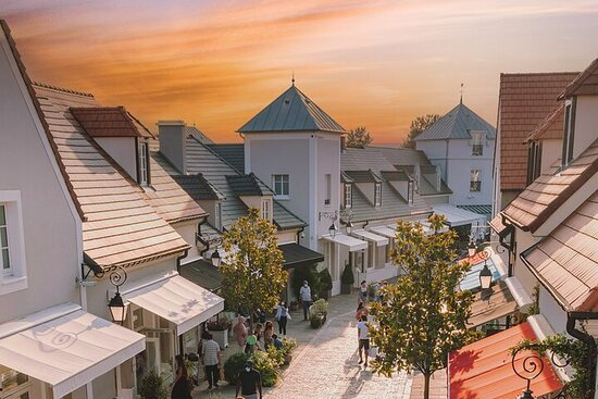 Luxury Shopping Day Experience at La Vallee Village