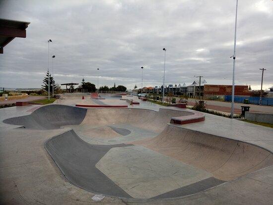 Jurien Bay Skate Park