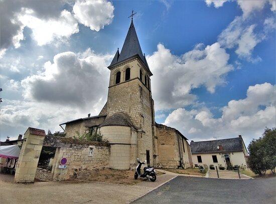 Eglise Romane Saint-léger