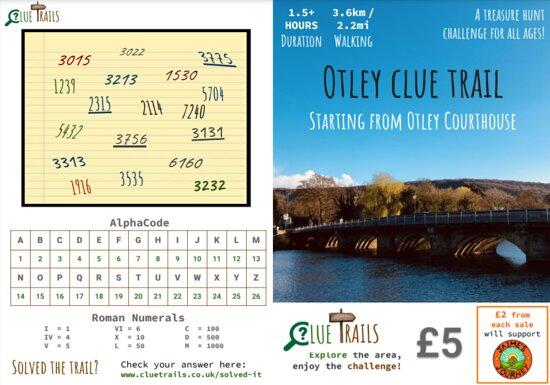Otley Clue Trail