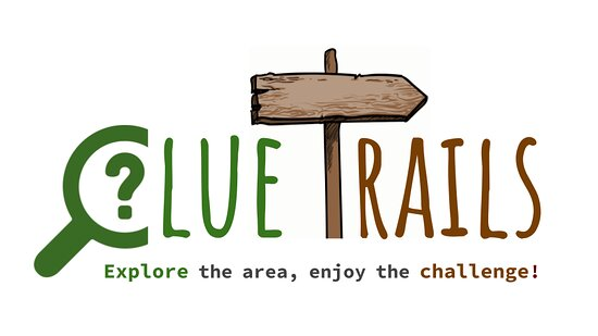 Addingham, UK: Clue Trails Logo - we have locations in & around the Yorkshire Dales