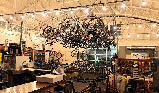 โทมัสวิลล์, จอร์เจีย: Bike Shop
