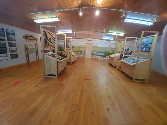 St. Mary's River Salmon Museum