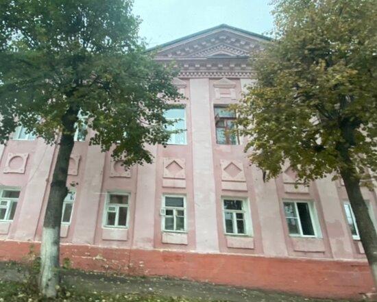 Noble Almshouse of the Bakhrushins