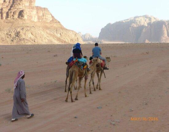 رحلة ودي روم رائعة wonderful wadi rum ,miracles wadi