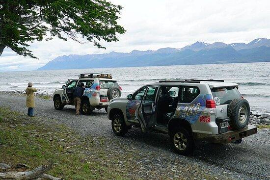 Excursion d'une journée à Lago Escondido et Lago Fagnano avec déjeuner