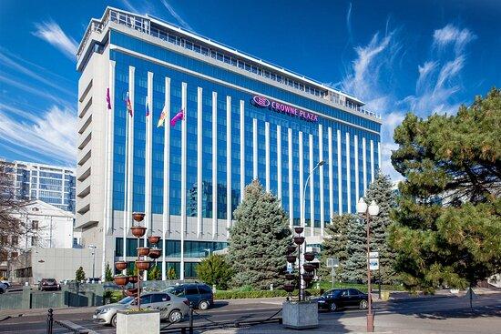 Crowne Plaza Krasnodar - Centre, an IHG hotel
