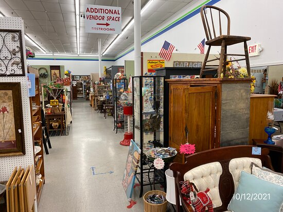 Village Antiques and Home Decor