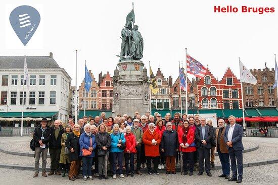 Hello Bruges