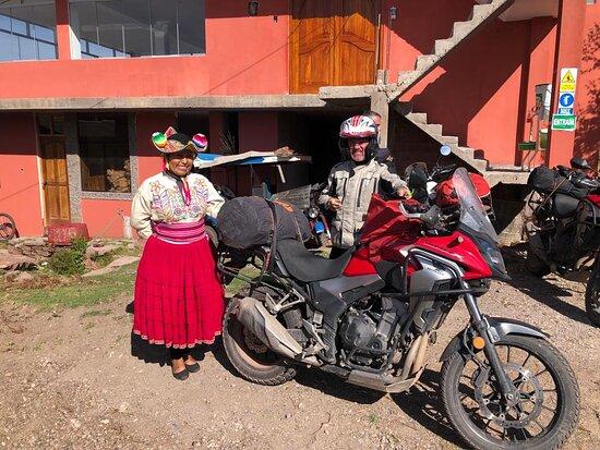 Llachon, بيرو: Un super séjour dans cet endroit