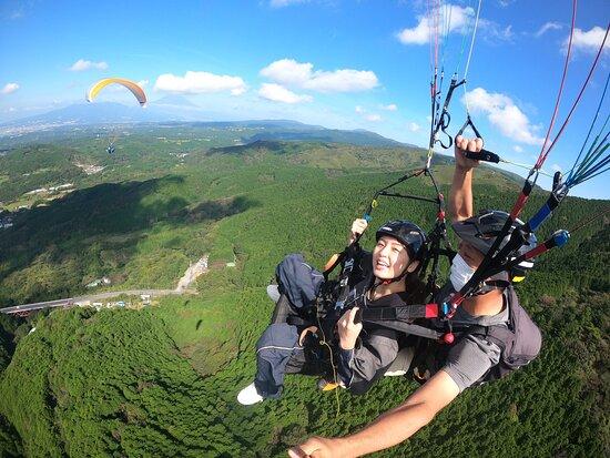 Atamitouge Paraglider