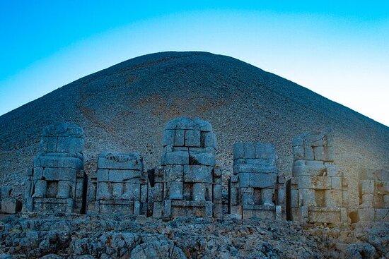 Tour privado de 6 días a Capadocia, Gobekli Tepe, monte Nemrut y...