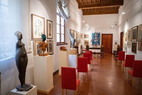 Empoli, อิตาลี: Prospettiva della sala