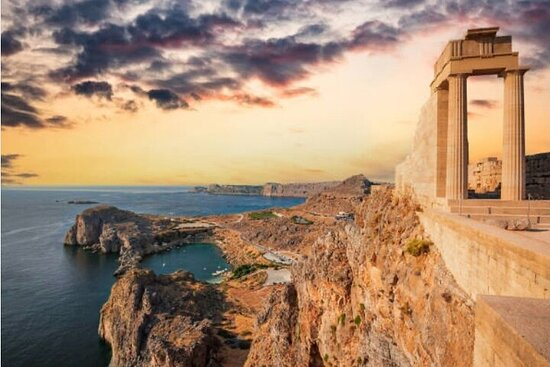 2-Day Private Tour of Rhodes and Symi Islands with Wine Tasting...