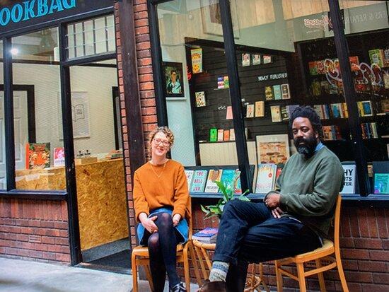 Bookbag - Independent Bookshop