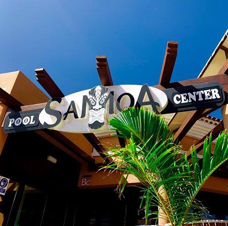 Samoa Cocktail Club