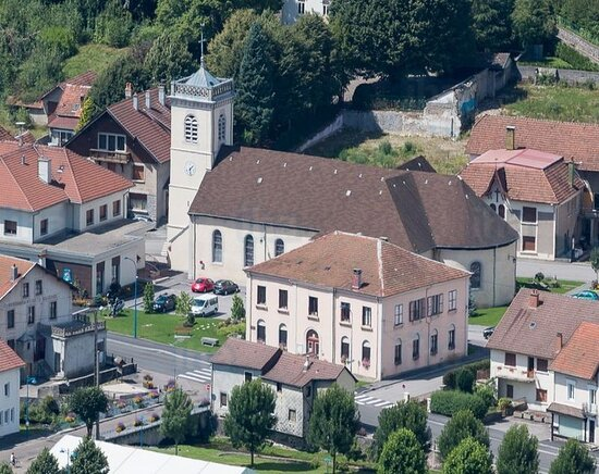 Eglise Sainte Barbe